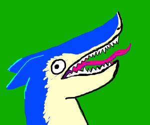 Draw a Sergal