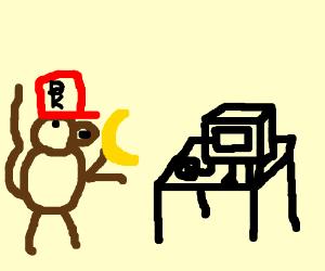 Donkey Kong got an Office Job