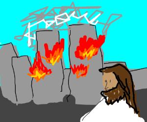 Jesus was an inside job