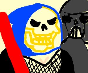 Kylo Ren vs Darth Vader - Drawception