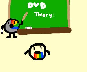 DVD teaching DVD theory involving atoms + 79
