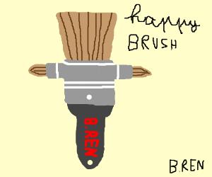 Harry the Brush