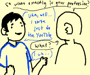 people who do the youtube