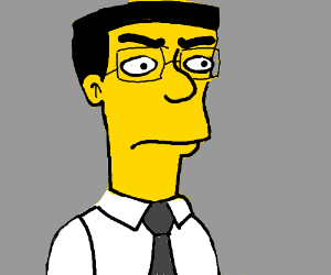 Best Simpsons character PIO