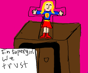 The Church of Supergirl