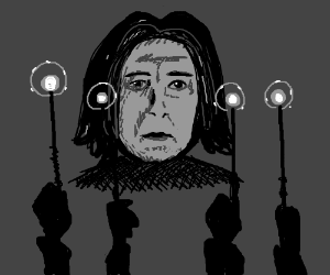 RIP Alan Rickman. You will be missed, always.