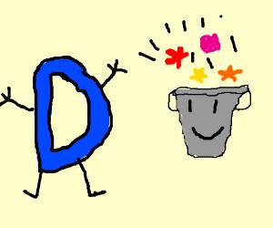Drawception needs a fill-in bucket
