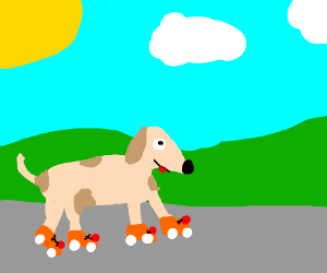 Rollerdog