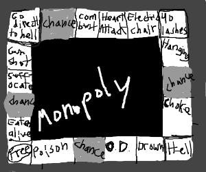Monopoly with death sentences