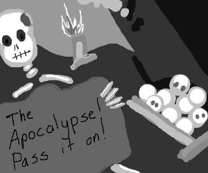 The Apocalypse P.I.O.