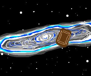 A door in space