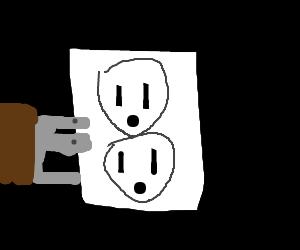 Gendered outlets.