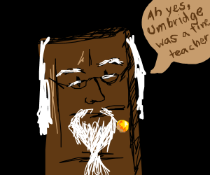Dumb-old-door