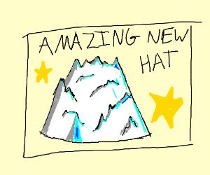 iceberg hat