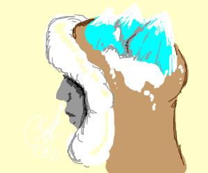 The arctic hood
