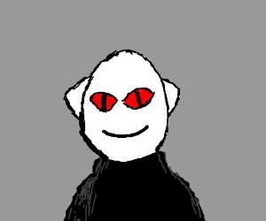Voldemort puppet