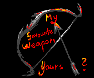 Which is the best weapon?