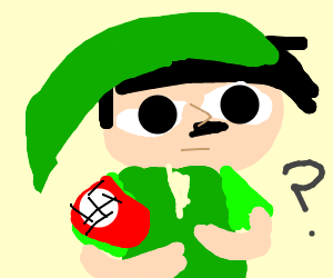 Nazi Toon Link