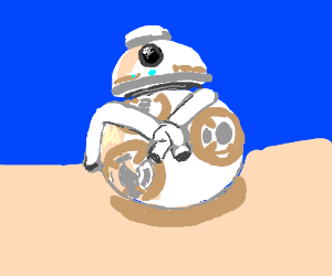 Handsome bb 8