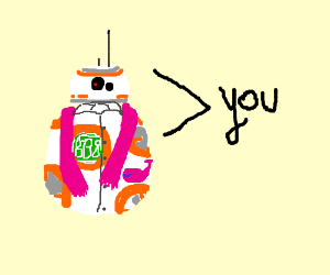 Preppy BB8 is better than you