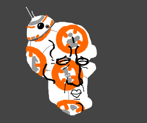 Handsome BB-8