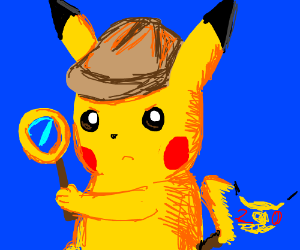 It's Pokemon's 20th. Draw something related.