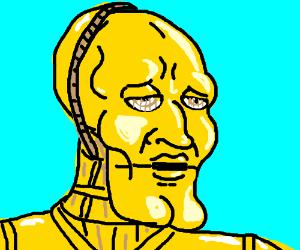 Handsome C3PO