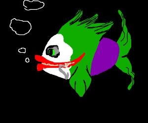The Jokerfish