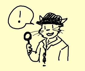 Inspector Cat