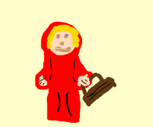 red rideing hood