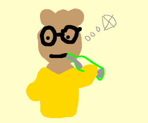 Arthur Drinks to Forget