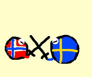 Norway vs Sweden