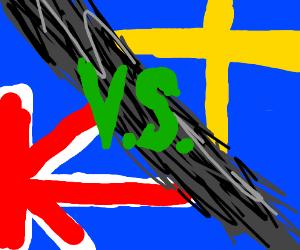 Britain Vs. Sweden