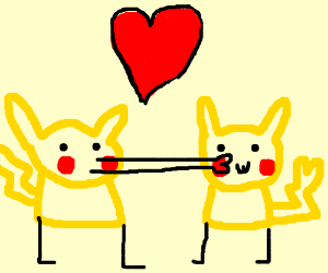 Pokemon dating game