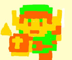 Legend Of Zelda for the NES