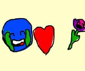 Everybody likes tulips