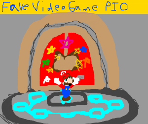 Favorite video game PIO