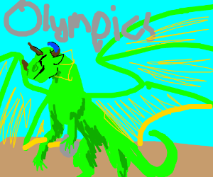 The Olympics for Dragons