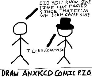 Draw ANXKCD Comic P.I.O.