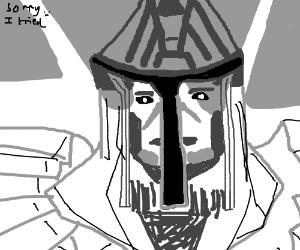 Jyggalag, Daedric Prince of Order