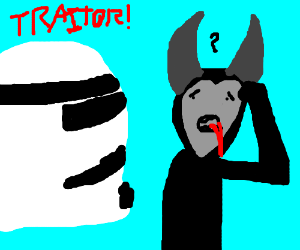 Krampus vs TR8R 1v1