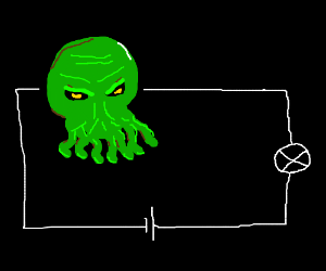 Cthulu is a conductor