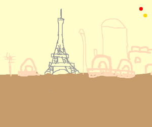 what if tatooine was in paris
