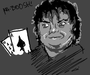 Black Jack Black plays BlackJack