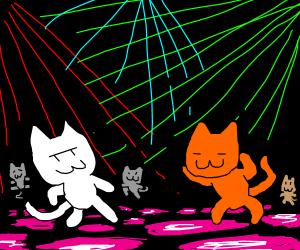 kitten rave