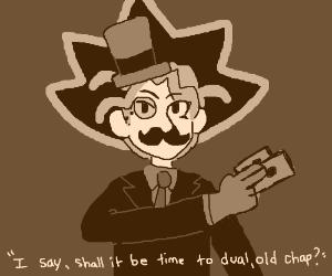 A gentleman's duel