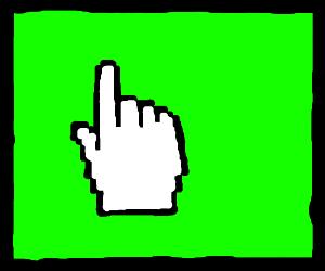 8-bit hand