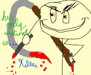 KILLER INSTINCT!