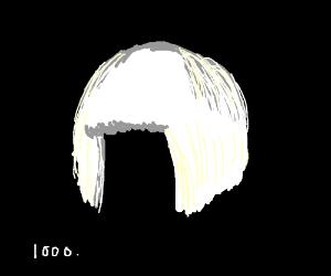 Lady Gaga Wig 1000