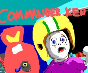 Comander Ken